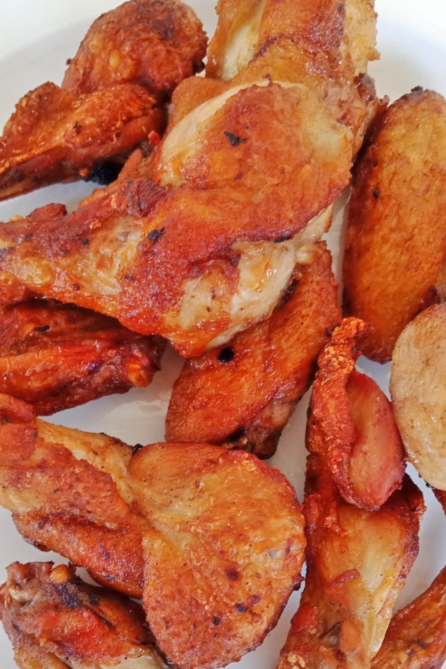 Mom Food Blog, Chicken Wings Recipe, Sweet Chilli Fried Chicken Wings