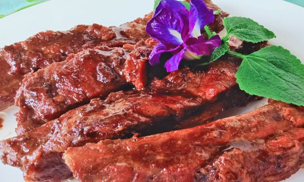 Slow-Cooked Pork Ribs Recipe