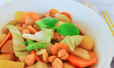Vegetable Stir-Fry with Worcestershire Sauce