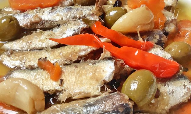 Homemade Spanish Sardines in Oil: Deliciously Good