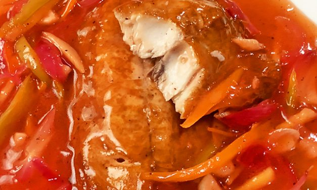 Escabeche (Filipino Sweet and Sour Fish)