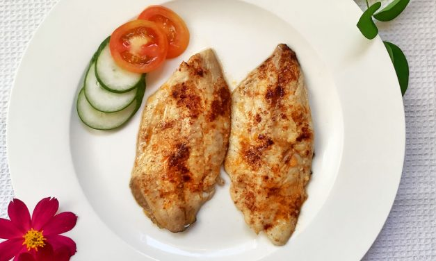 Air Fryer Tilapia: Moist, Flavorful, Quick and Easy